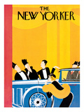 The New Yorker Cover - January 9, 1932 Regular Giclee Print by Theodore G. Haupt