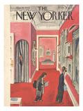 The New Yorker Cover - March 30, 1946 Regular Giclee Print by  Alain