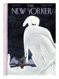 The New Yorker Cover - July 14, 1934 Premium Giclee Print by Rea Irvin