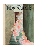 The New Yorker Cover - March 2, 1963 Giclee Print by Susanne Suba