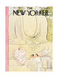 The New Yorker Cover - October 3, 1931 Giclee Print by Helen E. Hokinson
