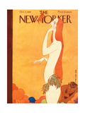 The New Yorker Cover - October 4, 1930 Giclee Print by Rea Irvin