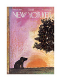 The New Yorker Cover - September 18, 1965 Giclee Print by Andre Francois
