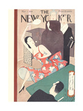 The New Yorker Cover - March 1, 1930 Giclee Print by Rea Irvin