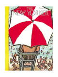 The New Yorker Cover - September 5, 1953 Giclee Print by Abe Birnbaum