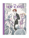 The New Yorker Cover - March 17, 1928 Regular Giclee Print by Peter Arno