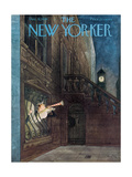 The New Yorker Cover - December 31, 1949 Regular Giclee Print by Mary Petty