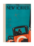 The New Yorker Cover - December 5, 1925 Lámina giclée por Max Ree