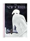 The New Yorker Cover - July 14, 1934 Giclee Print by Rea Irvin