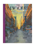 The New Yorker Cover - May 1, 1948 Giclee Print by Arthur Getz