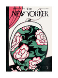 The New Yorker Cover - September 26, 1925 Giclee Print by Rea Irvin
