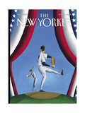 The New Yorker Cover - April 2, 2001 Reproduction procédé giclée par Mark Ulriksen