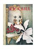 The New Yorker Cover - July 18, 1942 Regular Giclee Print by Mary Petty