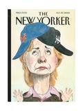 The New Yorker Cover - October 30, 2000 Regular Giclee Print by Barry Blitt