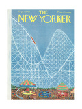 The New Yorker Cover - September 7, 1963 Regular Giclee Print by Robert Kraus