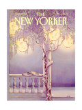 The New Yorker Cover - June 29, 1981 Regular Giclee Print by Jenni Oliver