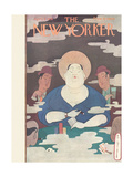 The New Yorker Cover - April 5, 1930 Giclee Print by Rea Irvin