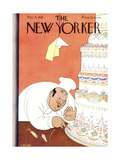 The New Yorker Cover - May 5, 1928 Regular Giclee Print by Leonard Dove