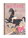 The New Yorker Cover - May 17, 1930 Giclee Print by Rea Irvin