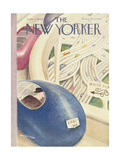 The New Yorker Cover - June 1, 1940 Regular Giclee Print by William Cotton