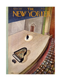 The New Yorker Cover - April 11, 1942 Giclee Print by Susanne Suba