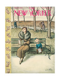 The New Yorker Cover - February 15, 1936 Regular Giclee Print by William Steig