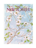 The New Yorker Cover - May 16, 1983 Giclee Print by Joseph Farris