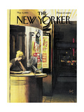 The New Yorker Cover - May 6, 1961 Reproduction proc&#233;d&#233; gicl&#233;e par Arthur Getz