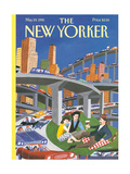 The New Yorker Cover - May 29, 1995 Regular Giclee Print by Mark Ulriksen