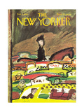 The New Yorker Cover - February 6, 1965 Giclee Print by Andre Francois