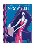 The New Yorker Cover - January 16, 1926 Regular Giclee Print by Stanley W. Reynolds