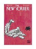 The New Yorker Cover - March 23, 1935 Regular Giclee Print by Peter Arno