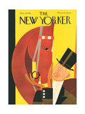 The New Yorker Cover - November 20, 1926 Regular Giclee Print by Andre De Schaub