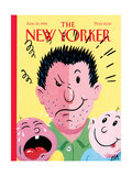 The New Yorker Cover - June 20, 1994 Regular Giclee Print by Bob Zoell (HA)