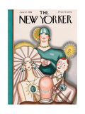 The New Yorker Cover - June 12, 1926 Giclee Print by Stanley W. Reynolds