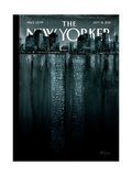 The New Yorker Cover - September 12, 2011 Reproduction procédé giclée par Ana Juan