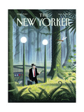 The New Yorker Cover - August 5, 2002 Regular Giclee Print by Eric Drooker
