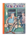 The New Yorker Cover - May 31, 1930 Regular Giclee Print by Peter Arno