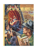The New Yorker Cover - June 24, 1996 Regular Giclee Print by Owen Smith