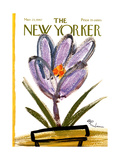 The New Yorker Cover - March 25, 1967 Giclee Print by Abe Birnbaum