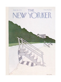 The New Yorker Cover - June 18, 1979 Regular Giclee Print by Gretchen Dow Simpson