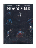 The New Yorker Cover - February 8, 1958 Regular Giclee Print by Garrett Price