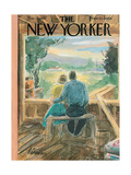 The New Yorker Cover - May 13, 1961 Regular Giclee Print by Perry Barlow