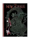 The New Yorker Cover - March 12, 1932 Giclee Print by Rea Irvin