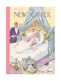 The New Yorker Cover - February 9, 1929 Giclee Print by Helen E. Hokinson