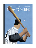 The New Yorker Cover - April 12, 1999 Regular Giclee Print by Mark Ulriksen