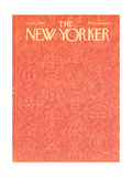 The New Yorker Cover - April 3, 1965 Giclee Print by Anatol Kovarsky