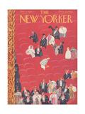 The New Yorker Cover - November 29, 1941 Regular Giclee Print by Roger Duvoisin