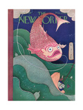 The New Yorker Cover - June 28, 1930 Giclee Print by Rea Irvin