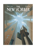 The New Yorker Cover - September 30, 1996 Reproduction proc&#233;d&#233; gicl&#233;e par Eric Drooker